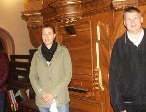Orgelsanierung in der Kuratie Zimmern steht an