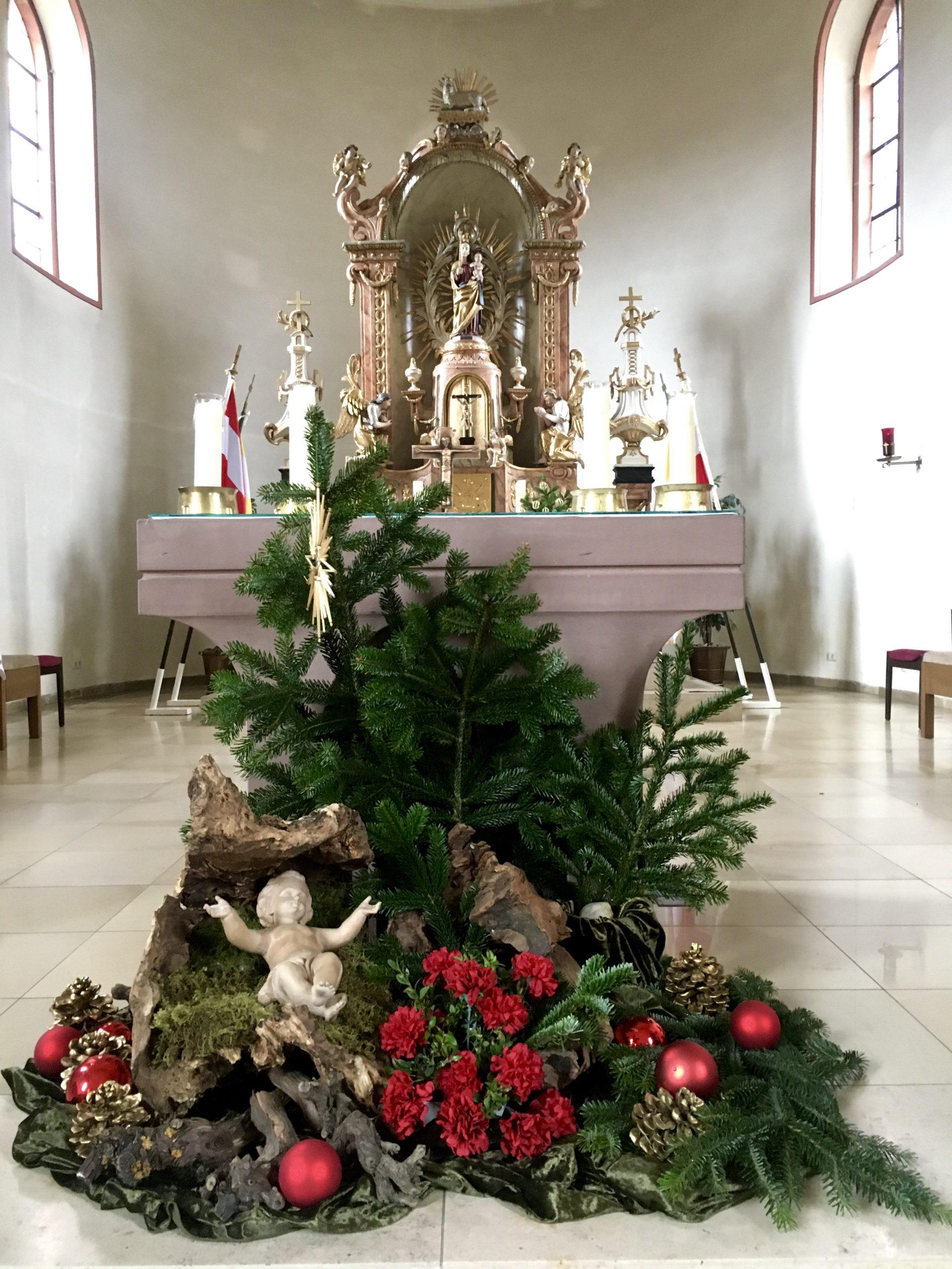 St. Michael - Zimmern