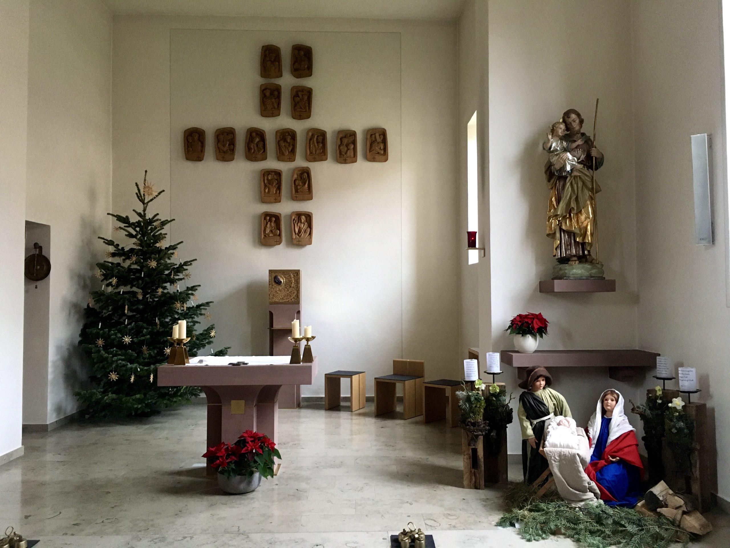 St. Barbara - Marienbrunn