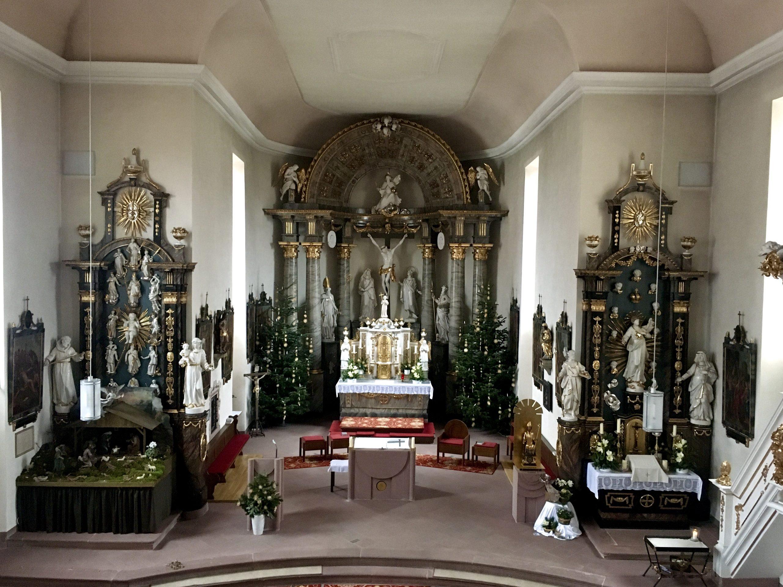 St. Jakobus - Hafenlohr