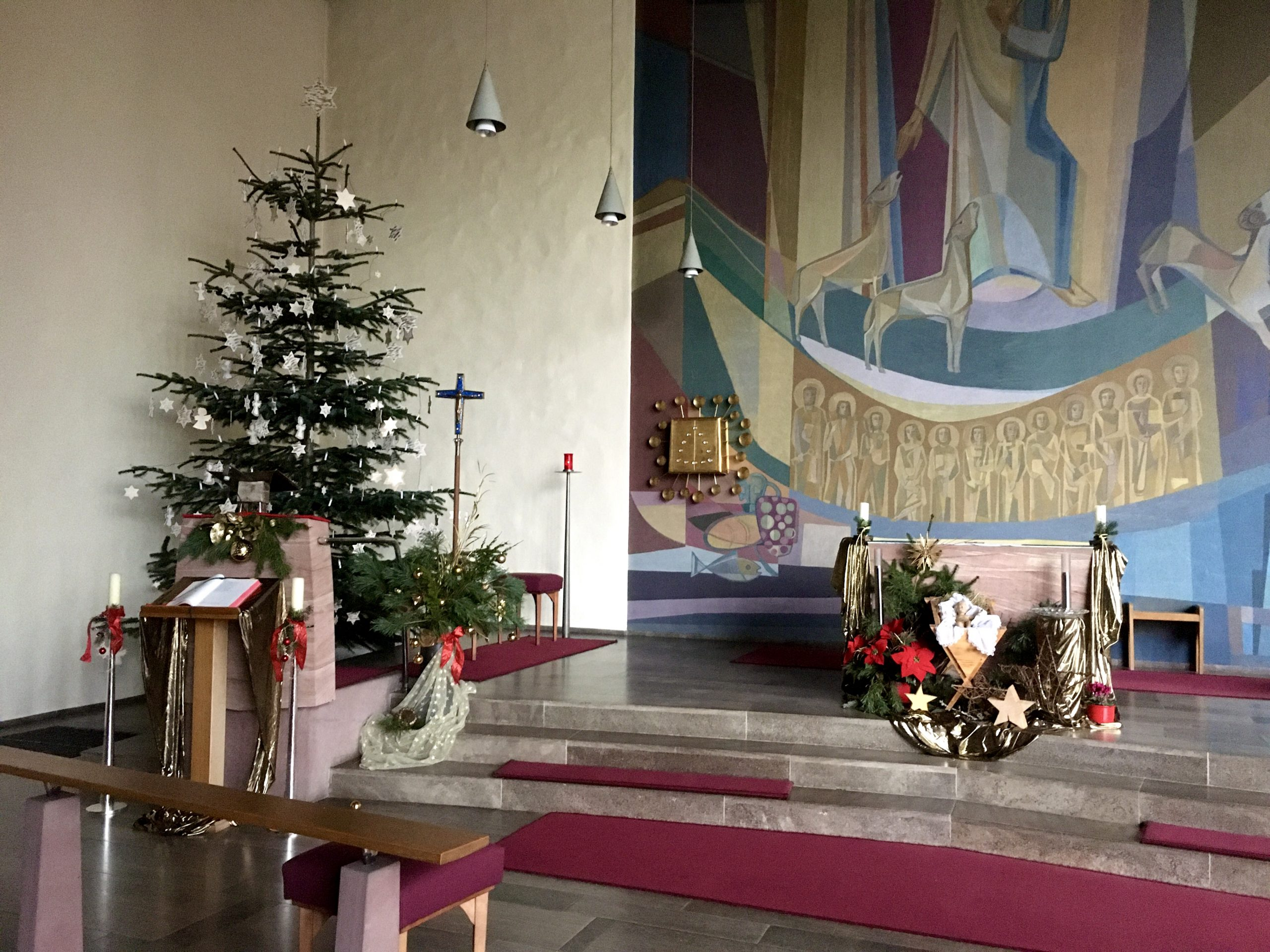 St. Josef d. Arbeiter - Bergrothenfels