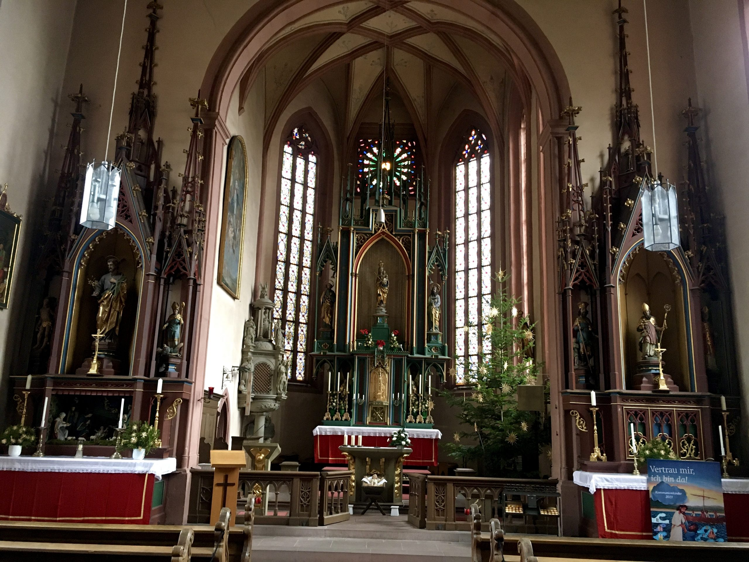 Mariä Himmelfahrt - Rothenfels