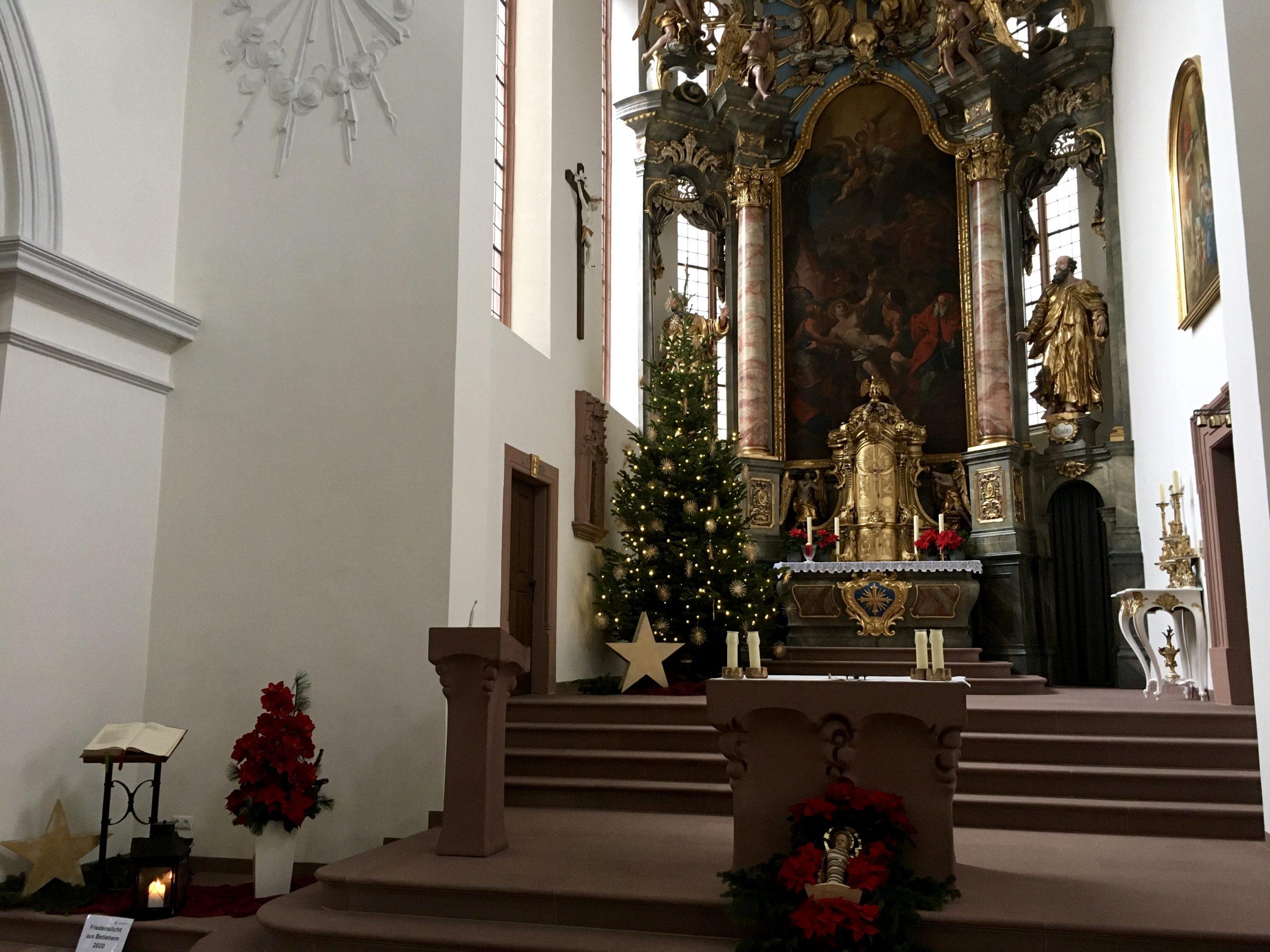 St. Laurentius - Marktheidenfeld