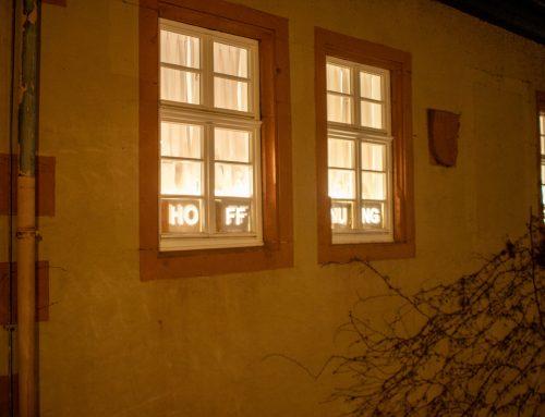 Ökumenische Weihnachtsandacht auf der Burg Rothenfels