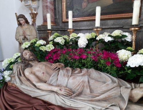 Das Hl. Grab in St. Laurentius in Marktheidenfeld