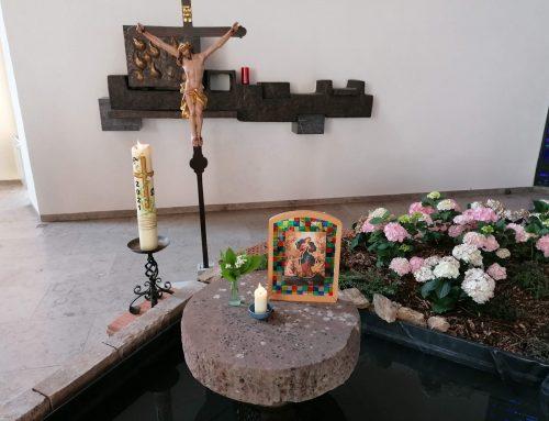 Mitmach-Gottesdienst am 16. Mai 2021